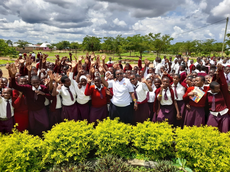 Segese Secondary School Girls: 'Lessons from Girls and from Boys'